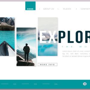 Diseño WEB Informativo