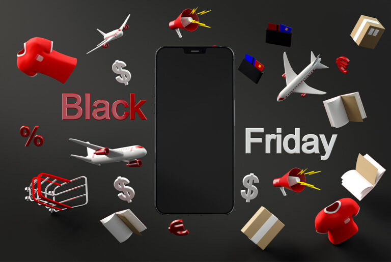 7 ideas para optimizar la campaña del Black Friday a través de las redes sociales