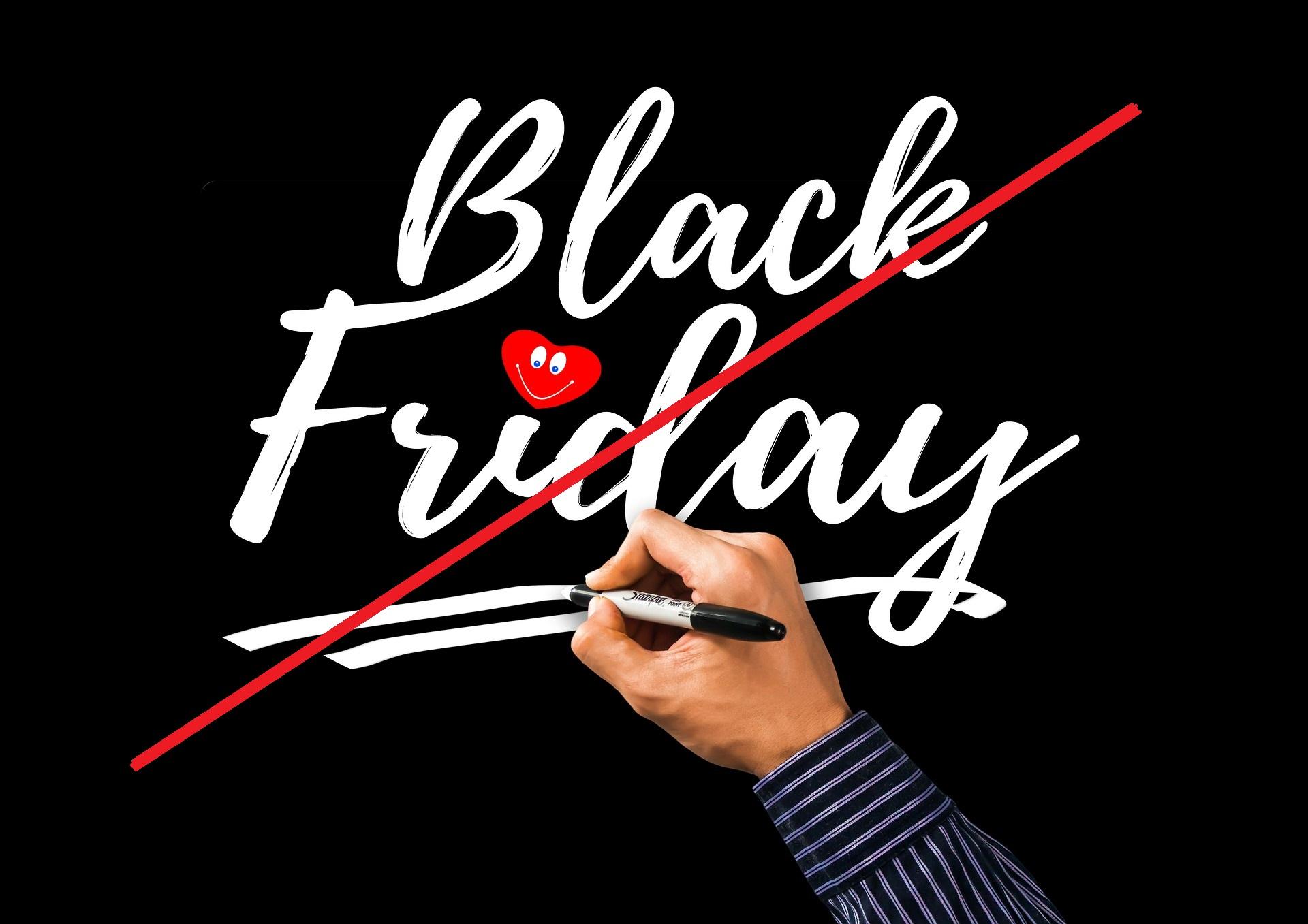 3 empresas anti Black Friday en el año más digital de su historia